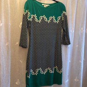 Max Studio Pattern Dress M